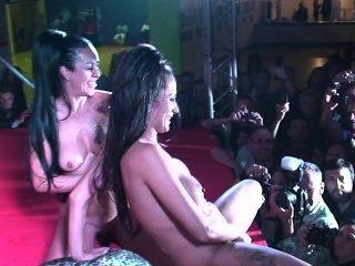 Salão erotico de barcelona reddevilx