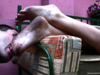 Sweetdirtyfeet pés sujos na cidade