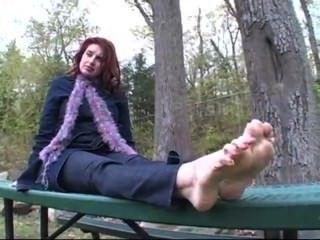 Maravilhar os pés