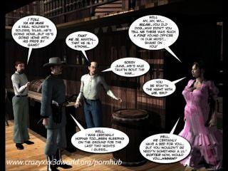 3d quadrinhos: seis irmãs arma.Episódio 1