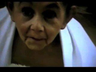 Hermafrodita avó anão perverso por satyriasiss