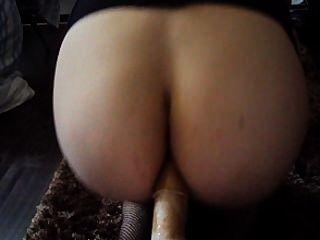 Simatra féline anal fuck com 45.cm digite full # 2