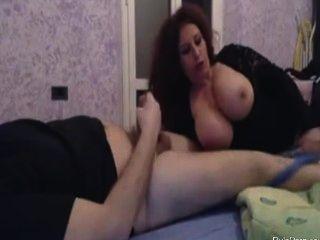 Esposa romena suga seu pau