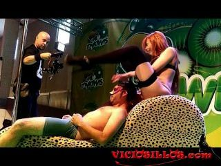 Bianca resa y espontaneo en el sem por viciosillos.com