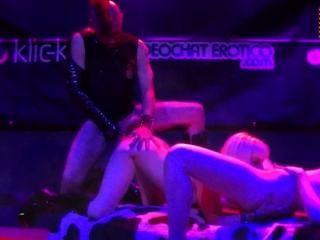 El show de los vampiros porno