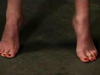 Tortura de pé