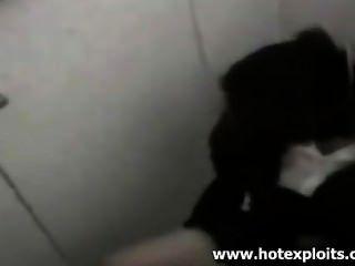 Banheiro escondido cam