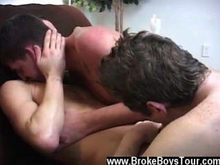 Cena gay incrível batendo afastado no dude reto donk austin escolheu