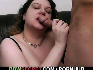 Bbw atrai-lo para o sexo quente