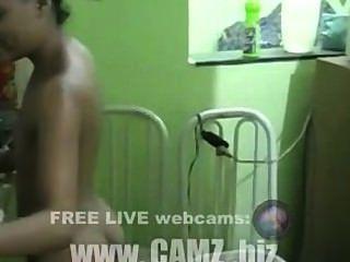 Graziele dando pros vizinhos cafagestes 2 webcams