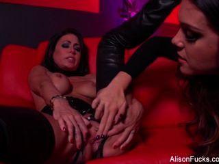 Alison tyler fode uma morena quente