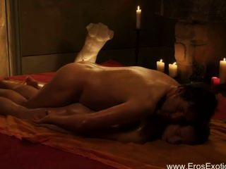 Massagem erótica tantra parte 3