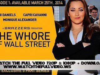 [Brazzers] a prostituta de Wall Street