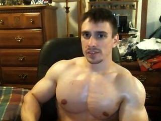 Tony d natural rasgado e magra bodybuilder diz-lhe para ir ao ginásio!