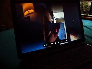 Simatra ao vivo no skype handjob para minha bunda
