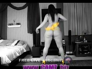 Sexy pawg dançando e agitando bem mc84 morenas