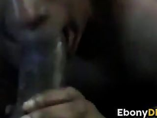 Esposa dando-me um blowjob