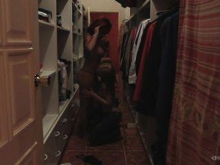 [Idreamofjo] becky stevens e jo sexo guarda-roupa