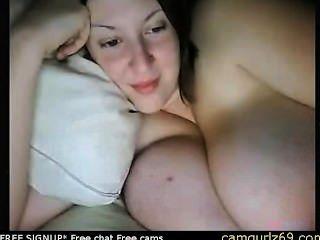 Busty amador cam slut cam show ao vivo sexo quente