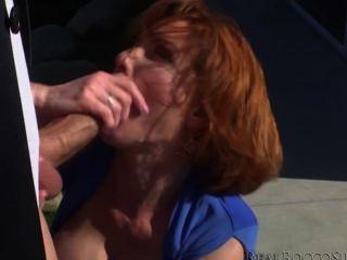 Hot veronica recebe um golpe intenso por rocco pela primeira vez