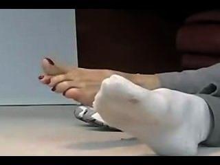 Sexy pés e meias pov parte 1