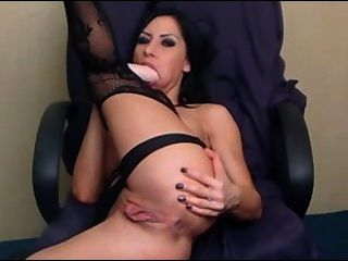 Came prostituta toyed seu buraco ass