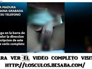 Latina quente se masturbar por telefone
