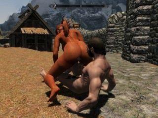 Ultra hd skyrim hentai porno vid 1