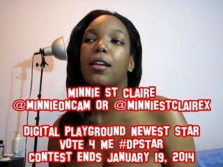 Minnie st claire audição digital playground next #dpstar