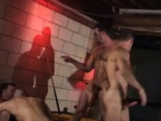 O público out house profissional (2006) backdoor booty rimming meninos gay!