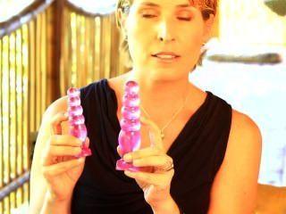 Melhor butt plug cauda dildo cristal geléia anal trainer kit brinquedo
