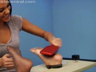 Danica tickle torture dacy