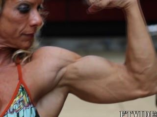 Músculo feminino
