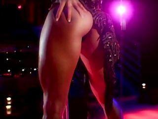 Dança erotic do pólo do striptease da arte