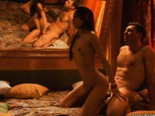 Posições sexuais exóticas aprendem