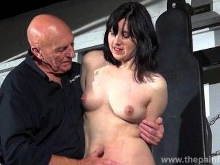 Amordaçado escravo honestidade cabelleros dominação erótica e mamilo tortura