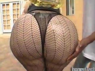 Maciça, gordura, butt, maduro, bbw, sexy, meias, ao ar livre