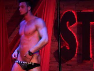 Stockbar melhores strippers masculinos na América do Norte 016