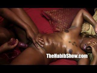 Chocolate lésbica e caramelo makin luv