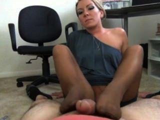 O terapeuta pantyhose