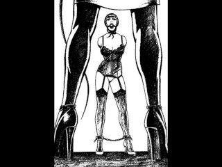 Menina vs menina catfight tribbing bondage spanking lésbicas