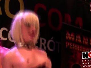 Nora barcelona no festival erótico de alicante 2014