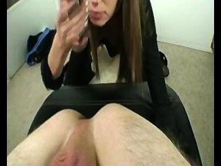 Asslick \u0026 rimjob um pau grande no asshole adolescente