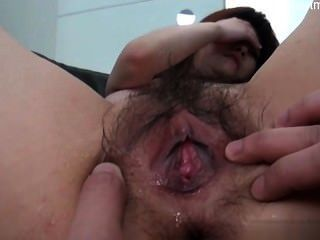 Sexy vagabunda buceta para a boca