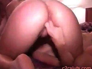 Amador de vídeo caseiro.Minha esposa pela primeira vez sexo lésbica