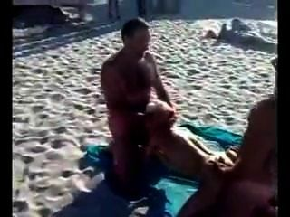 Russo real público threesome fuck no beatch