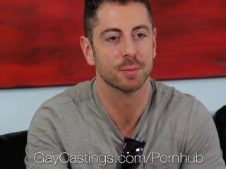 Hd gaycastings michael fode pela primeira vez na câmera