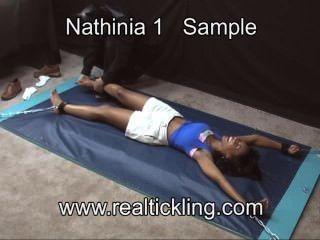 Amostra de nathinia