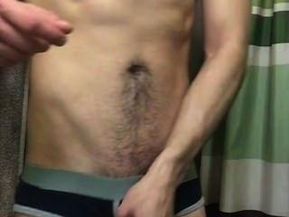 Str8 guy espalha ass bochechas