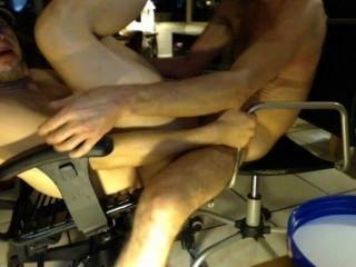 Cirque du tão gay (porque fodendo em duas cadeiras de escritório tomou skillz)
